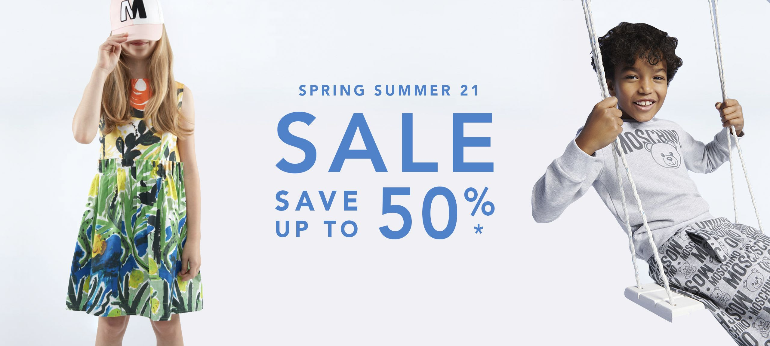 Kids Spring Summer 21 Sale by italist