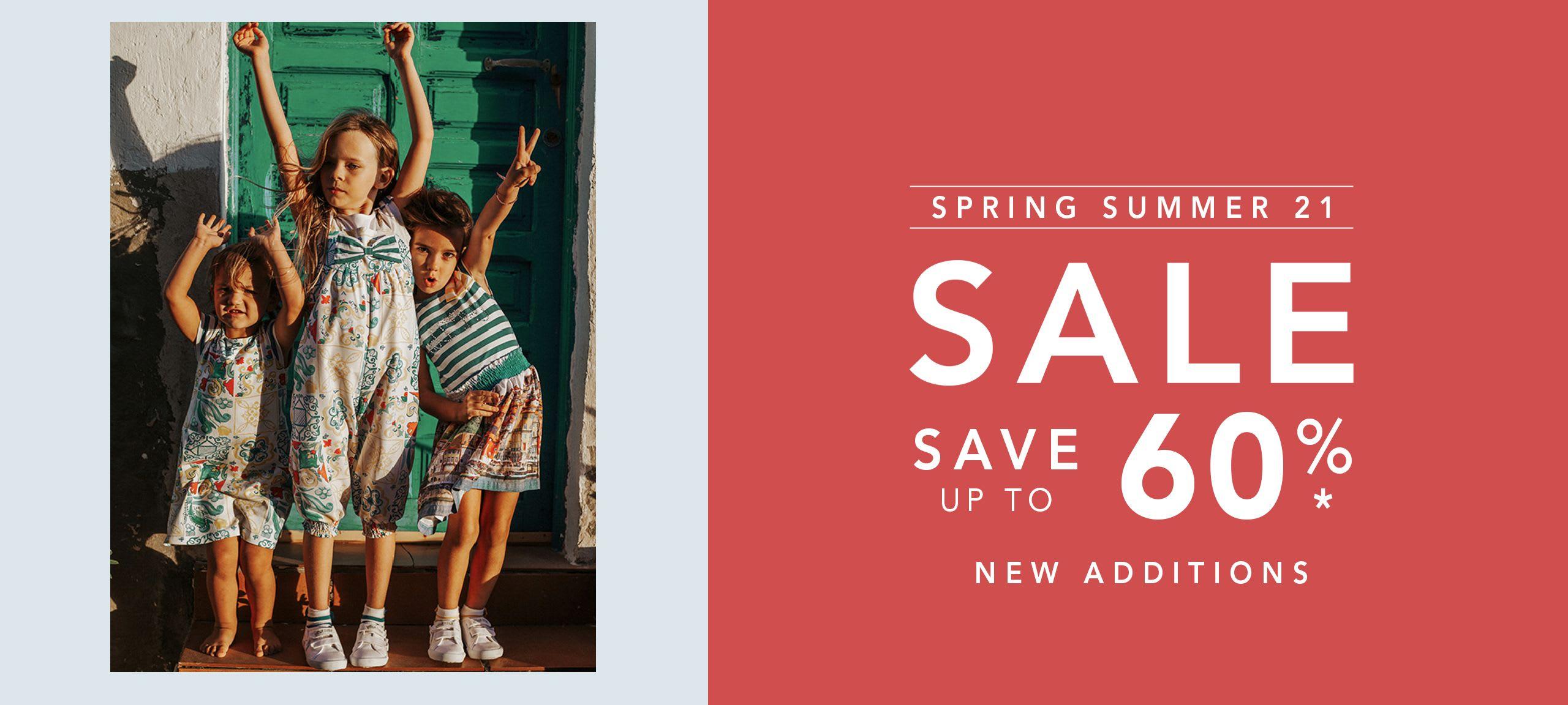 Kids Spring Summer 21 Sale by Juzsports