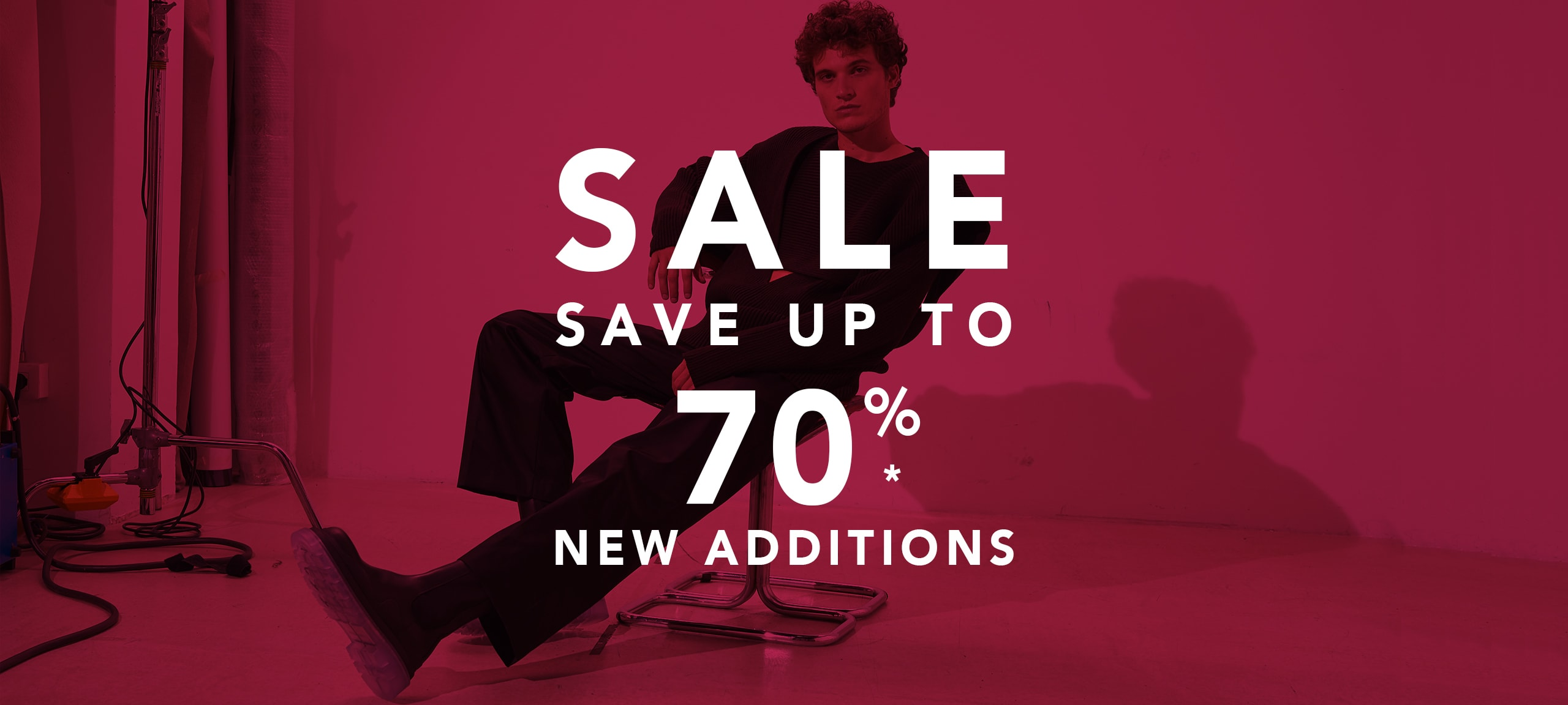 Men Fall Winter 20 Sale by italist