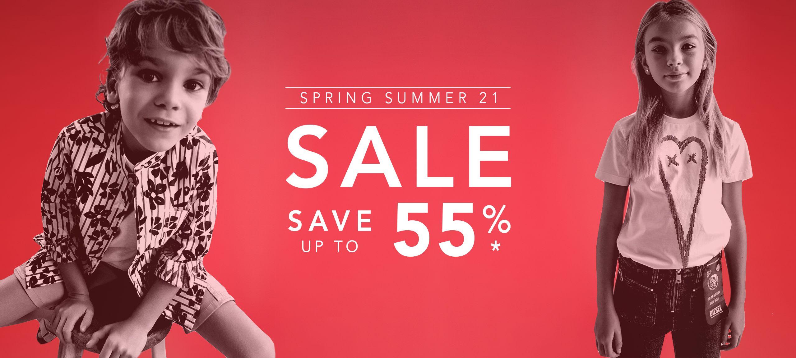Kids Spring Summer 21 Sale by italist