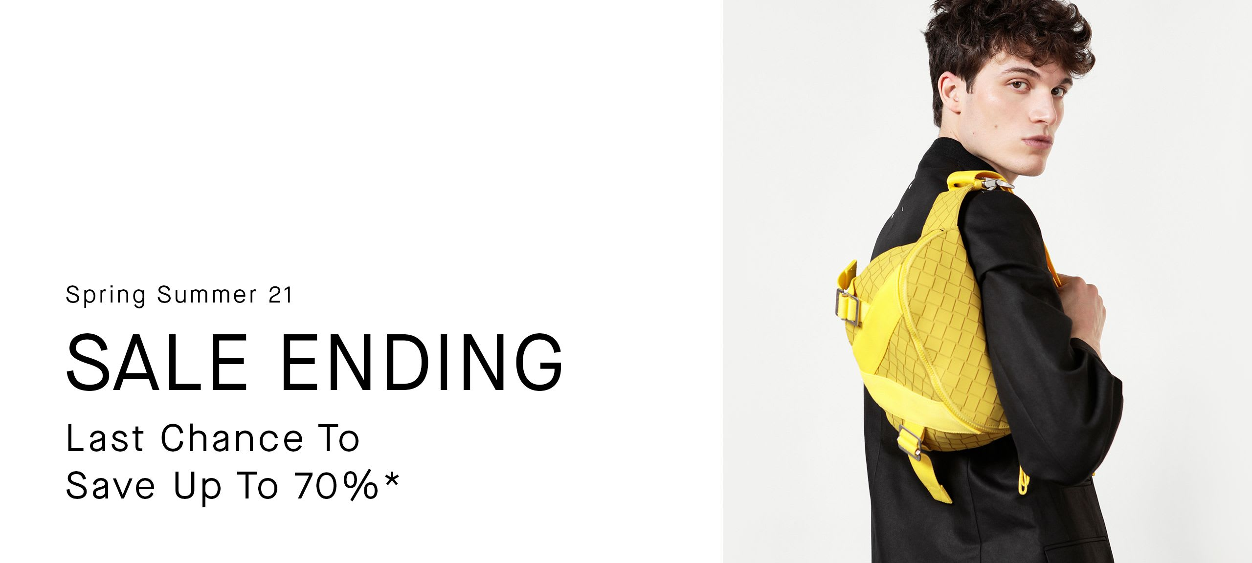 Men Spring Summer 21 Sale by Giftofvision