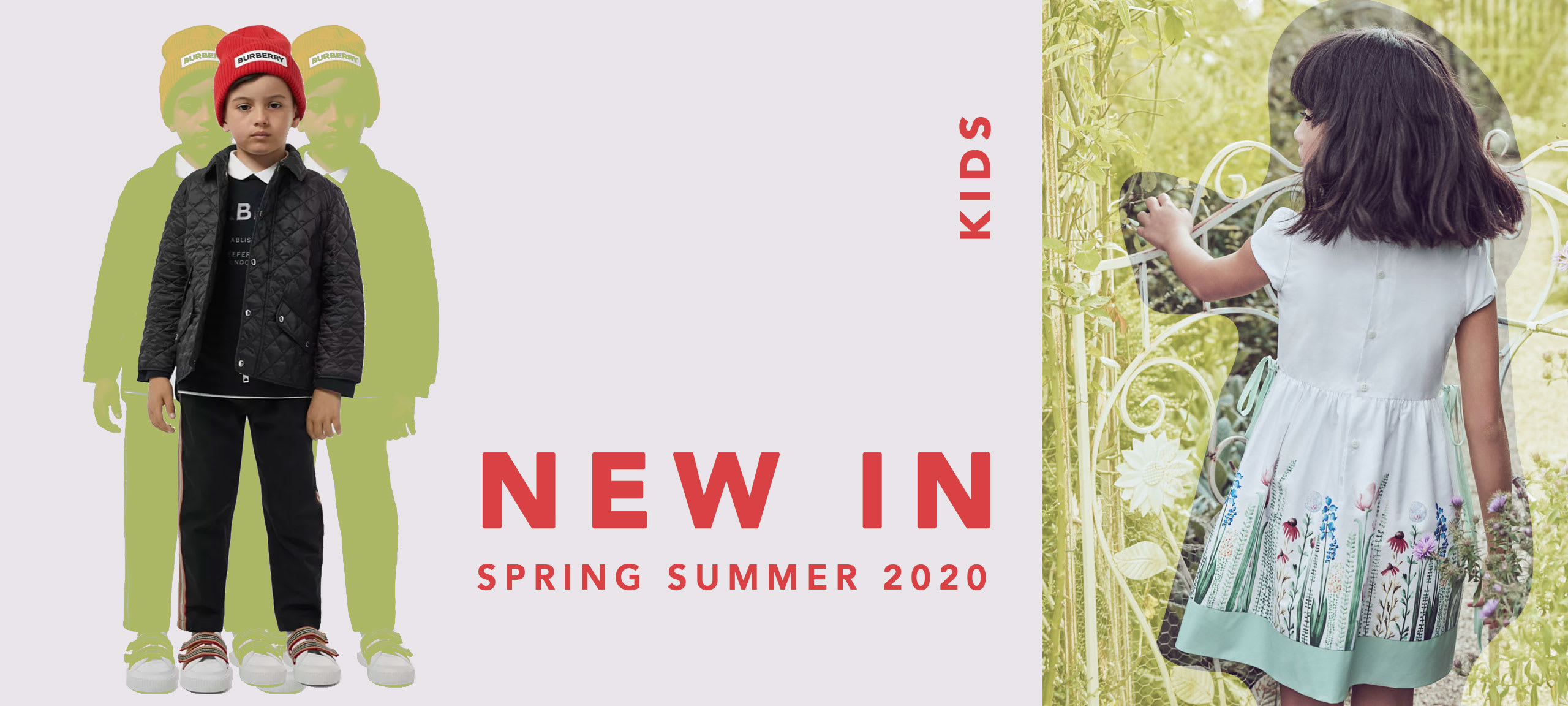 Kids New In Spring Summer 2020 by italist