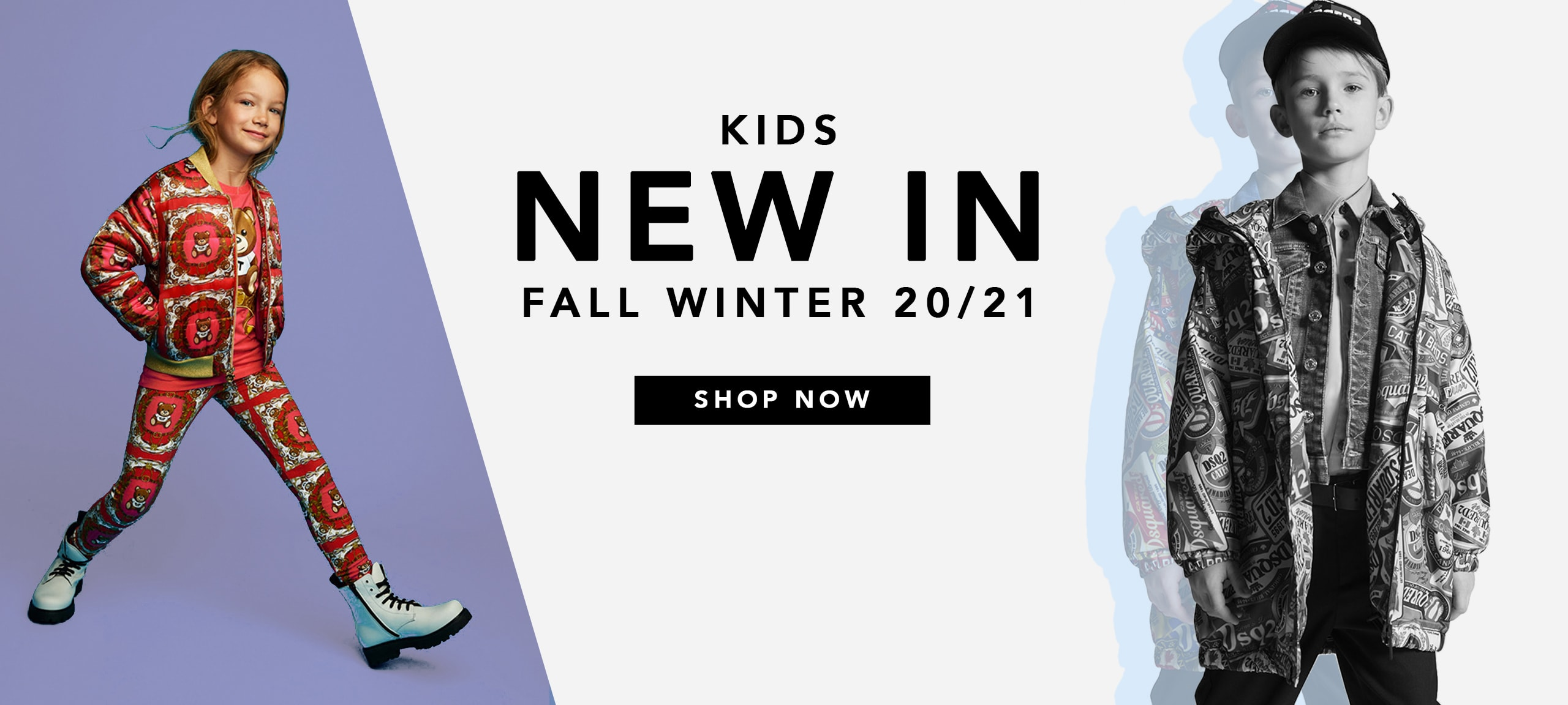 Kids Fall Winter 20 by italist