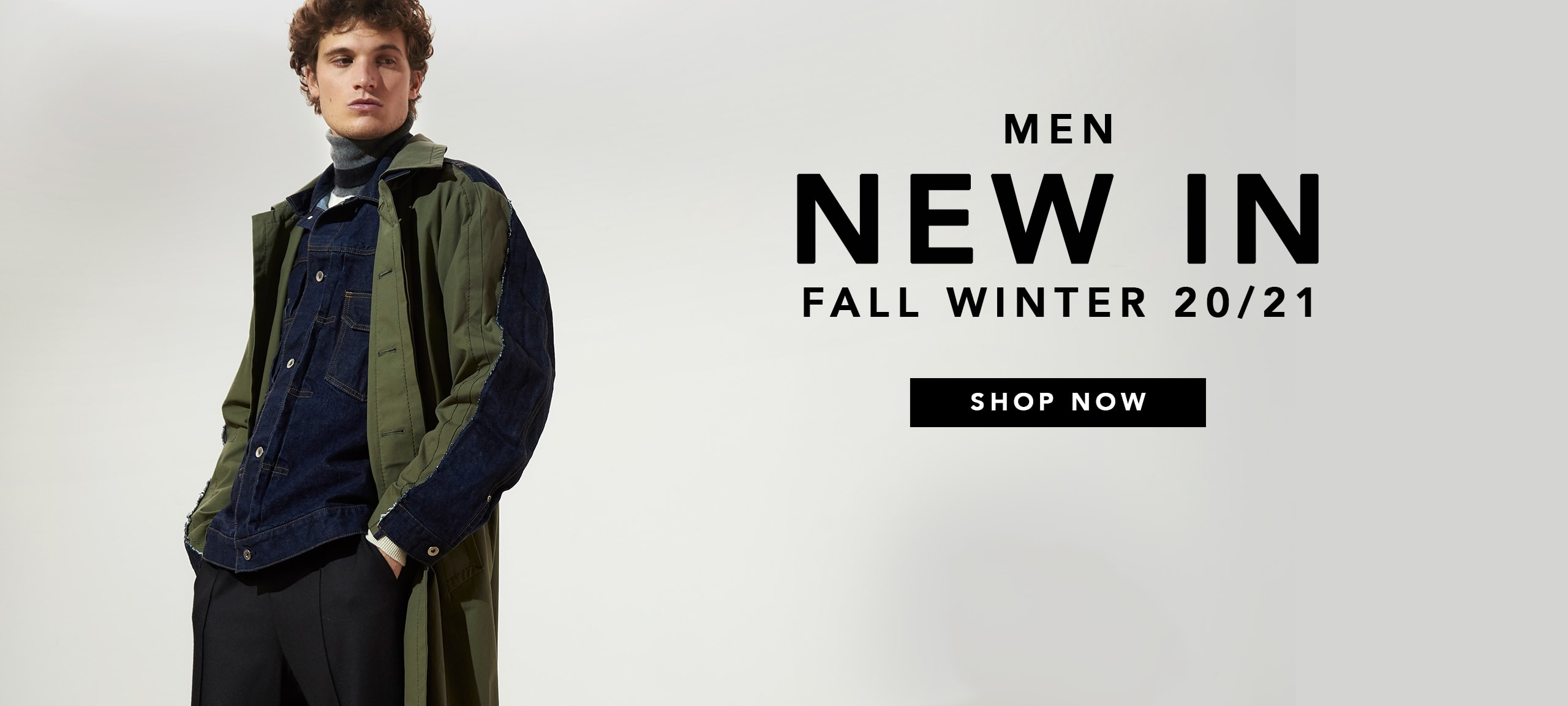 Men Fall Winter 20 by italist