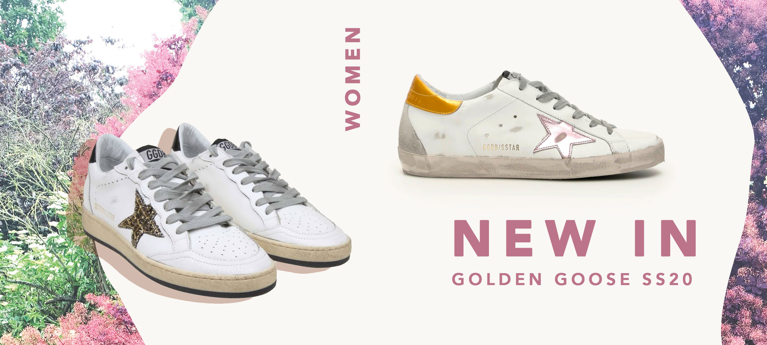 Golden Goose Women Spring Summer 2020 by italist