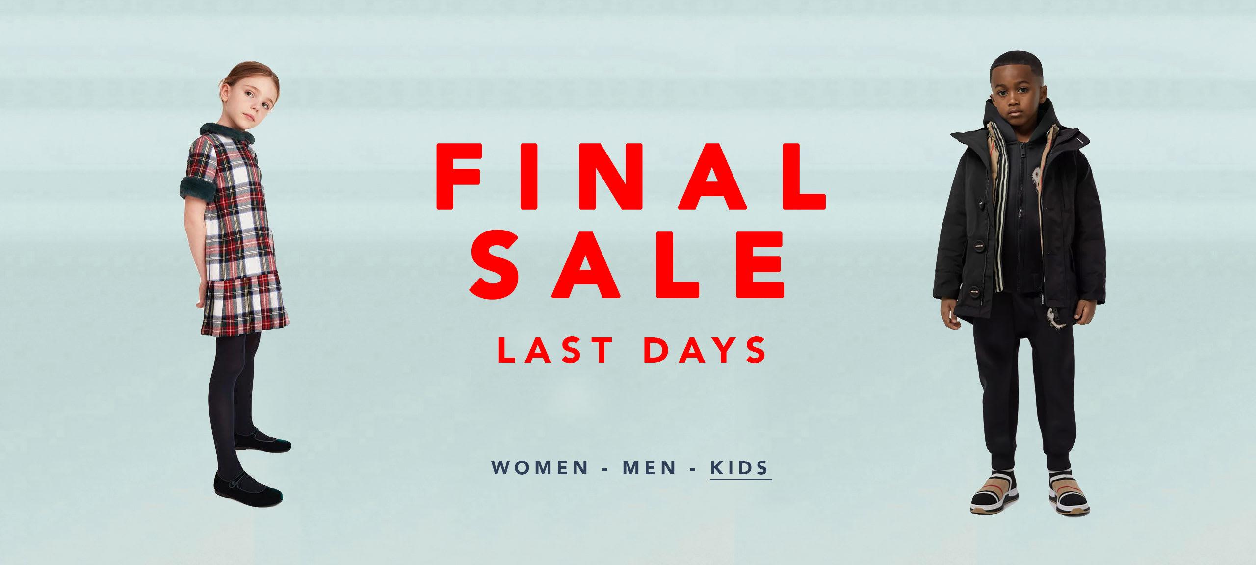 Kids Fall Winter 19/20 Sale by italist