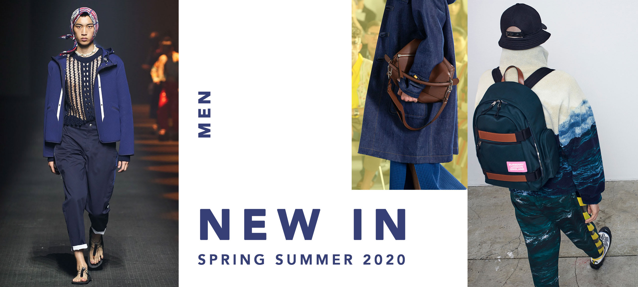 Men New In Spring Summer 2020 by italist