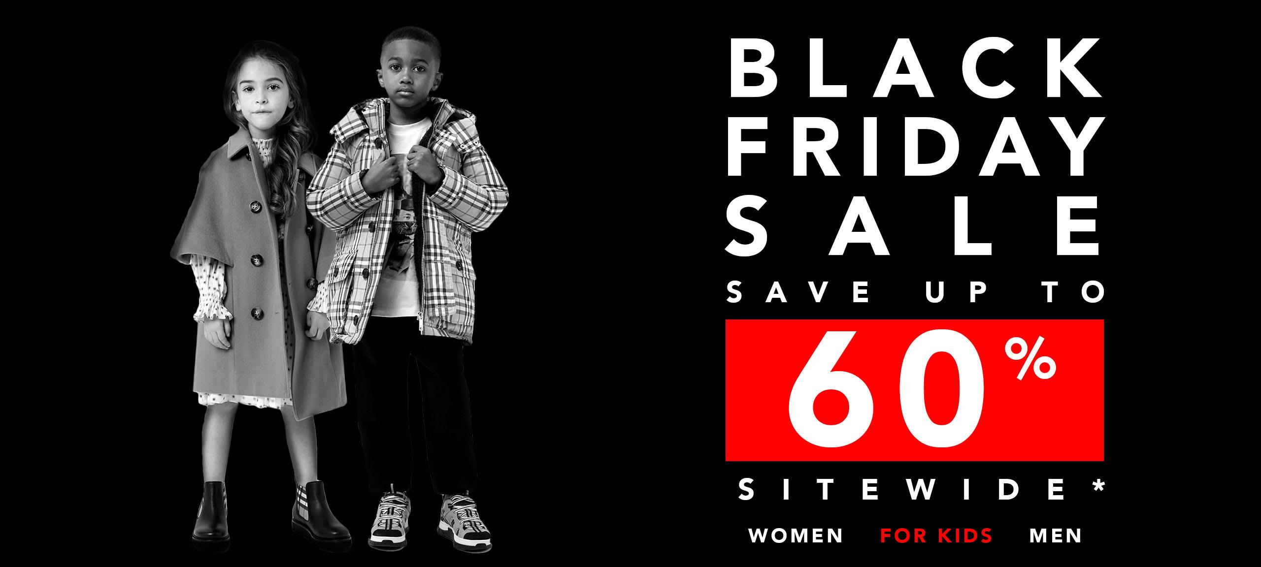 Kids Black Friday Sale by italist
