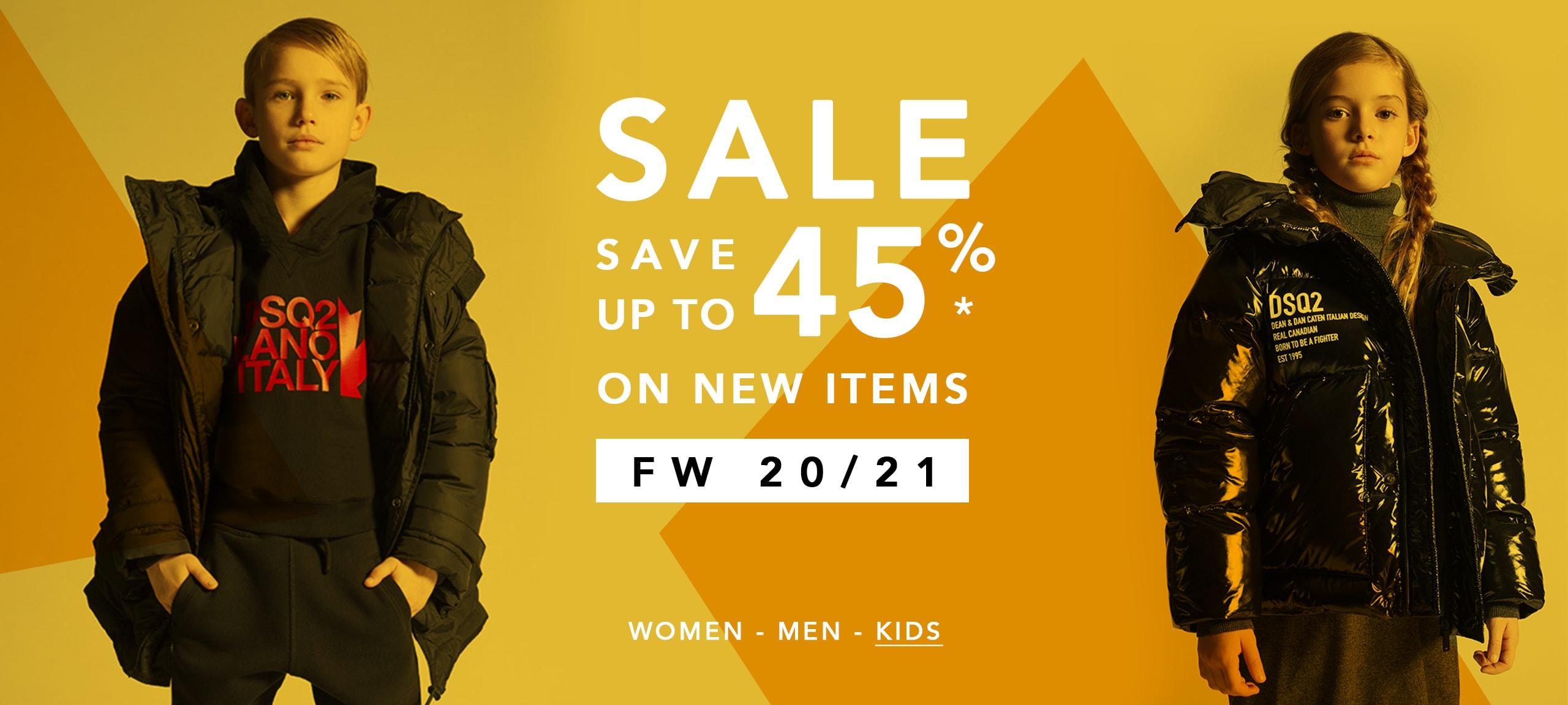 Kids Fall Winter 20 Sale by italist