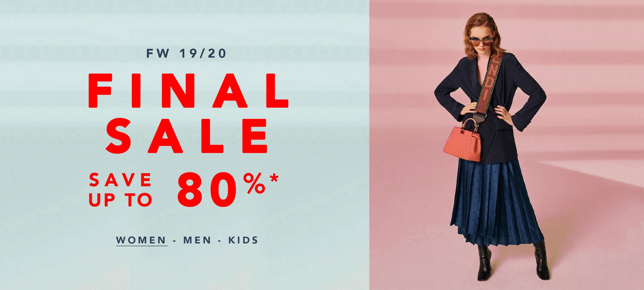 Women Fall Winter 19/20 Sale by italist