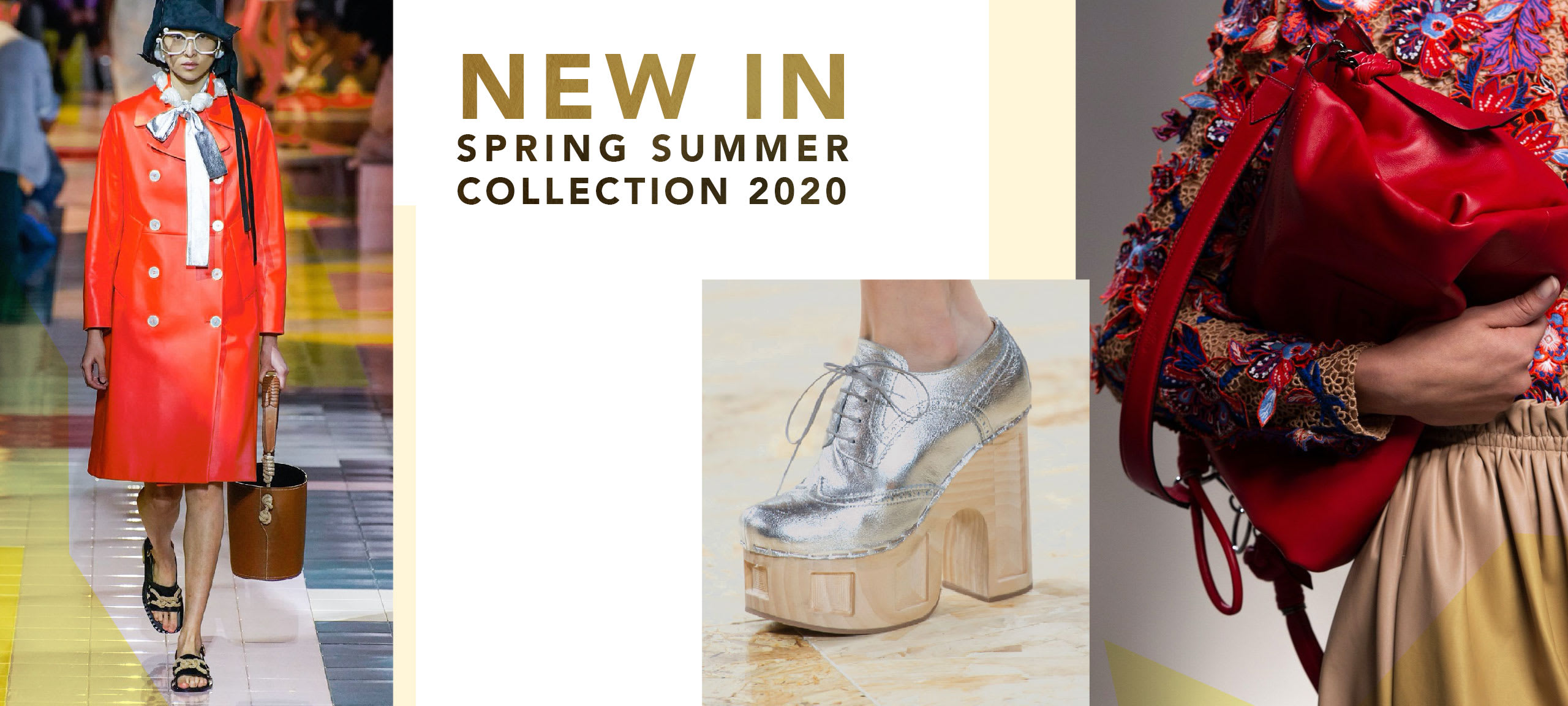 New In Women Spring Summer 20 by italist