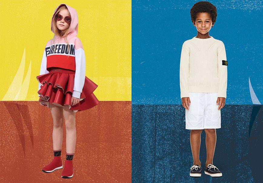 Kids Spring Summer 2019 by italist