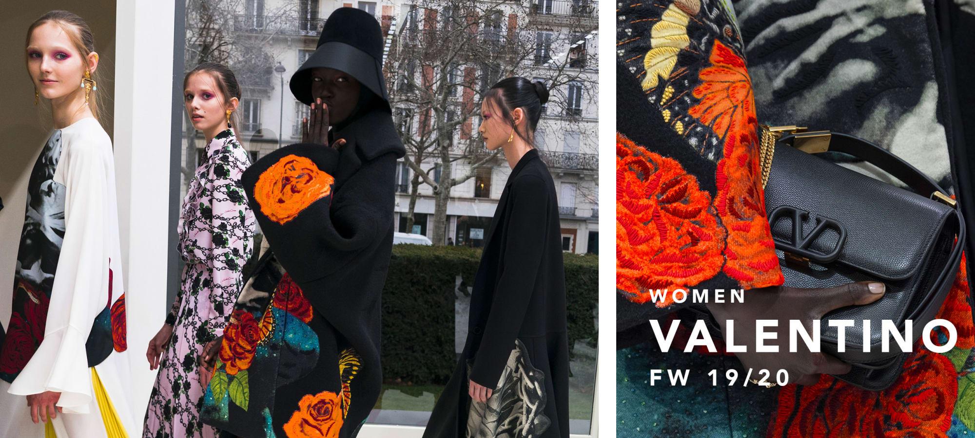 Valentino Women Fall Winter 19/20 by italist