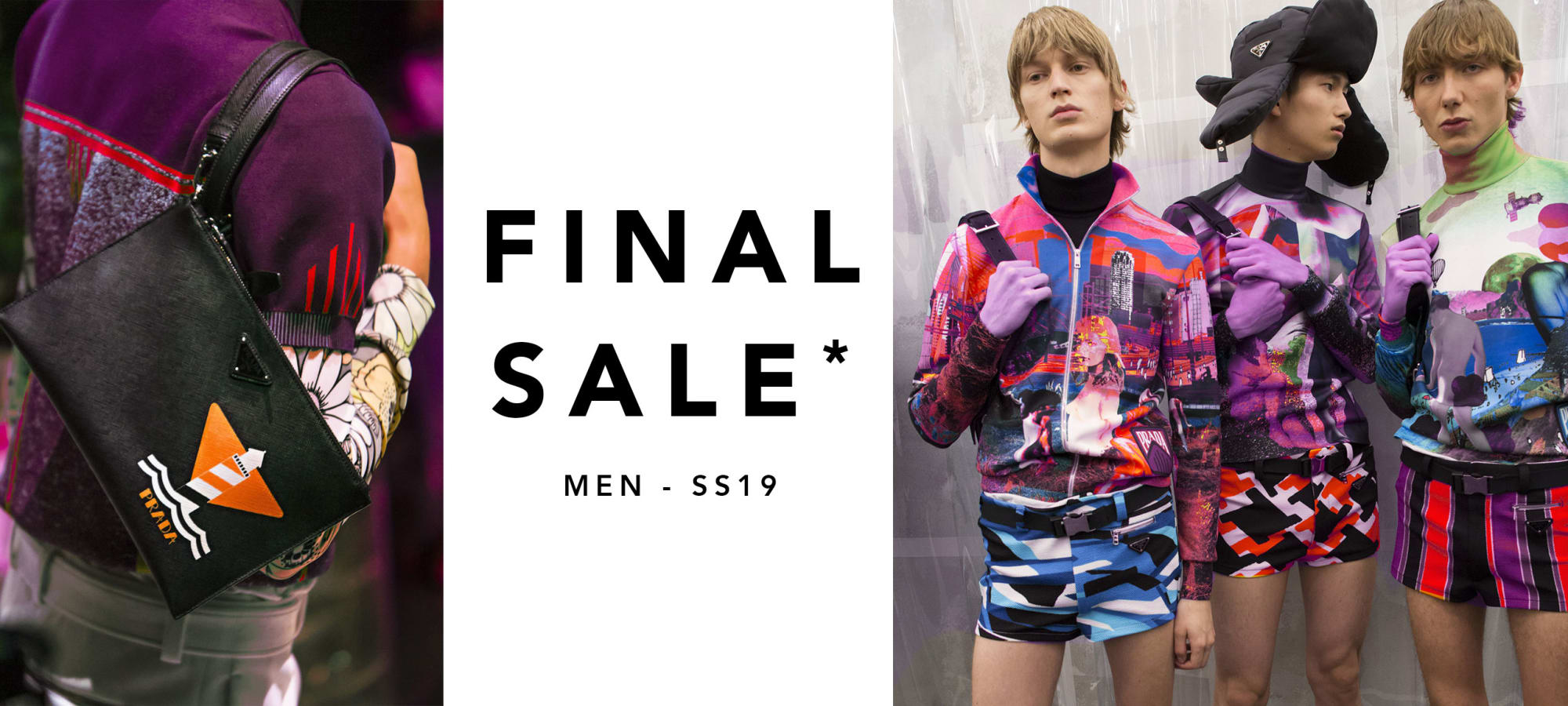 Men Spring Summer Sale by italist