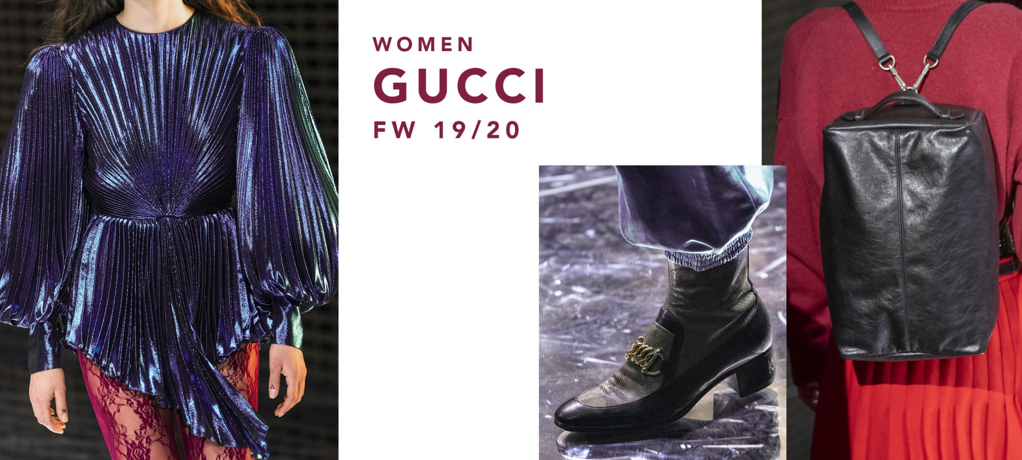 Gucci Women Fall Winter 19/20 by italist
