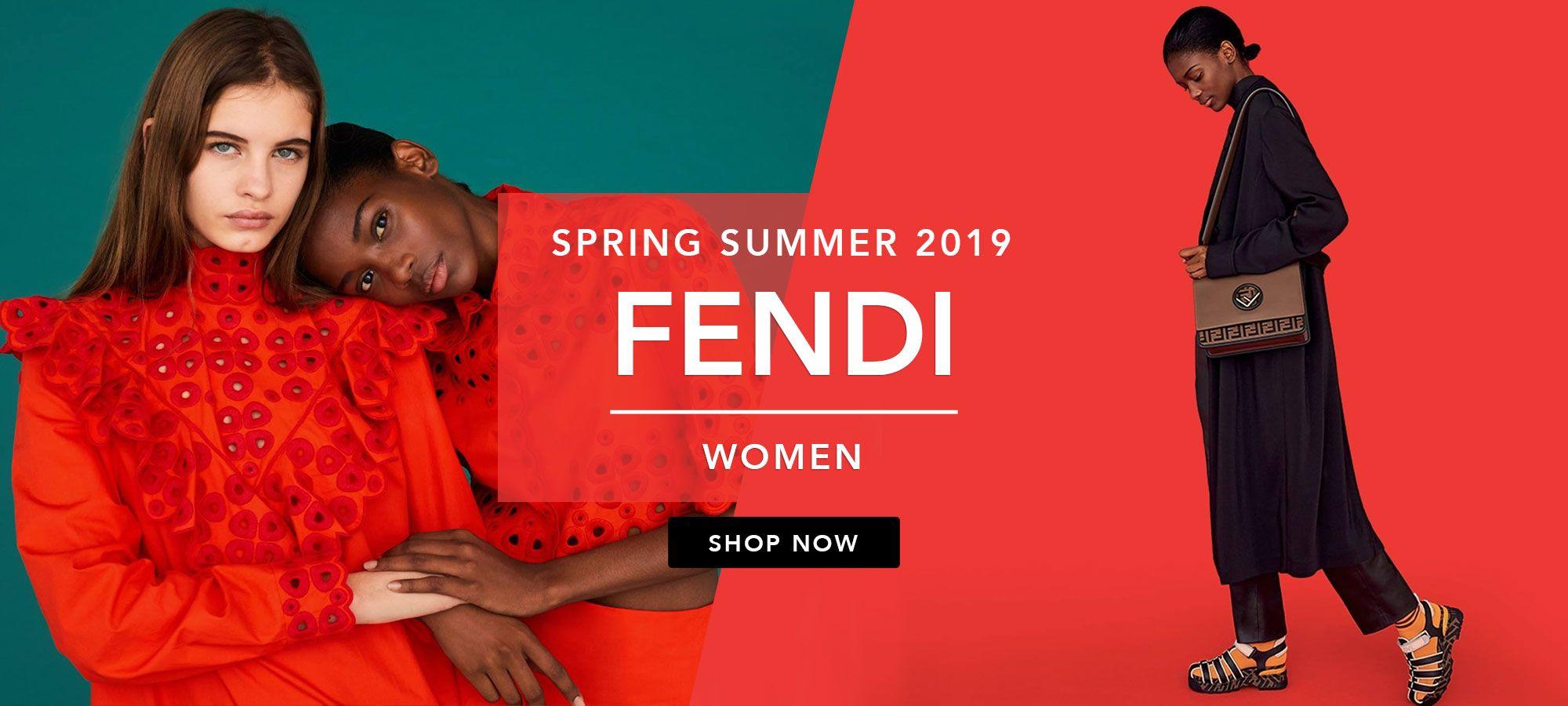 Fendi Women Spring Summer 2019 by italist