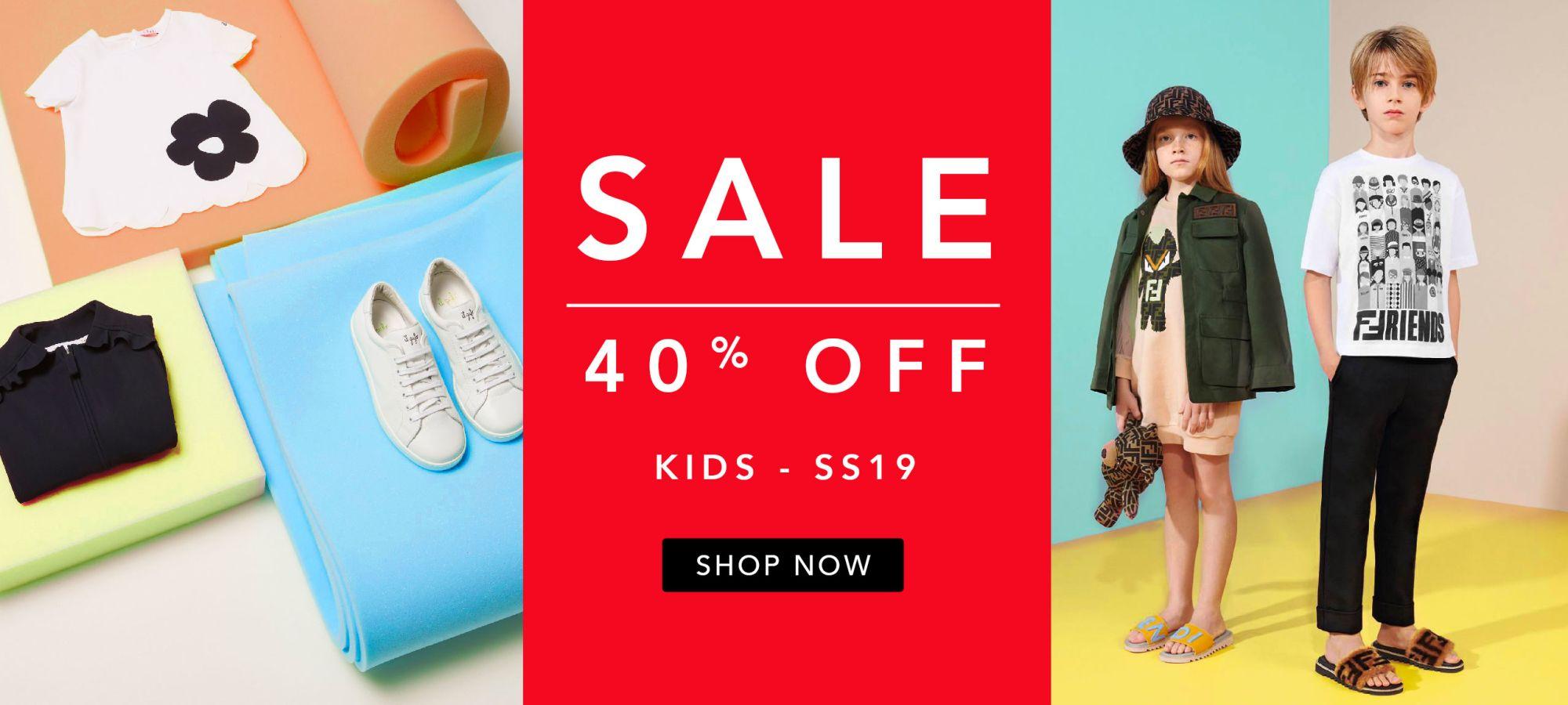 d3dd51838608 Kids Sale Spring Summer 2019 by italist