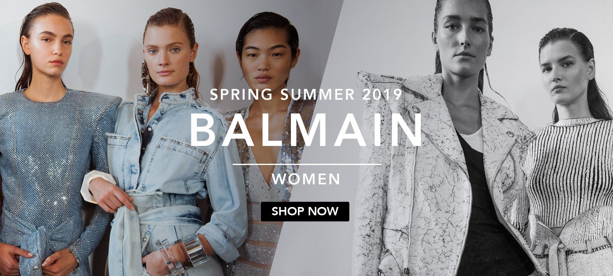 Balmain Women Spring Summer 2019 by italist