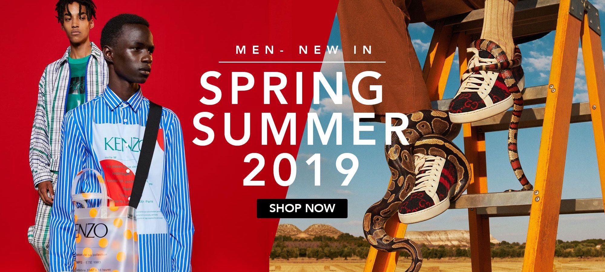 Spring Summer Men - 2019 by italist