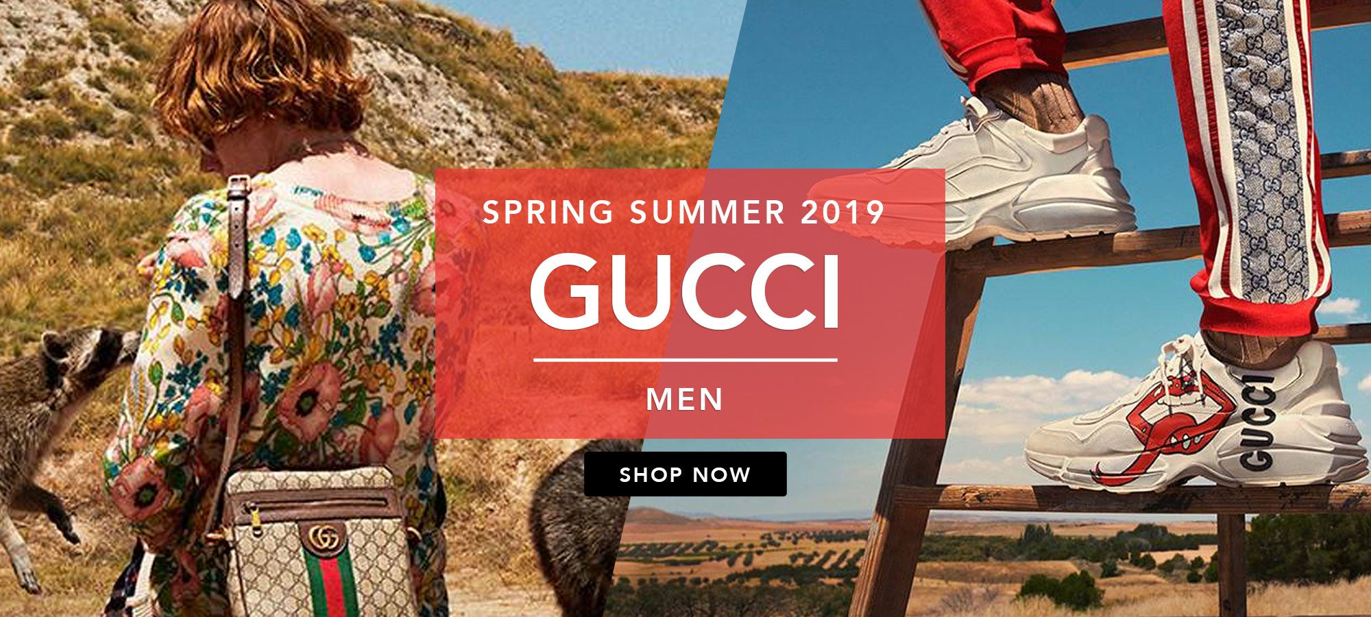 Gucci Men Spring Summer 2019 by italist