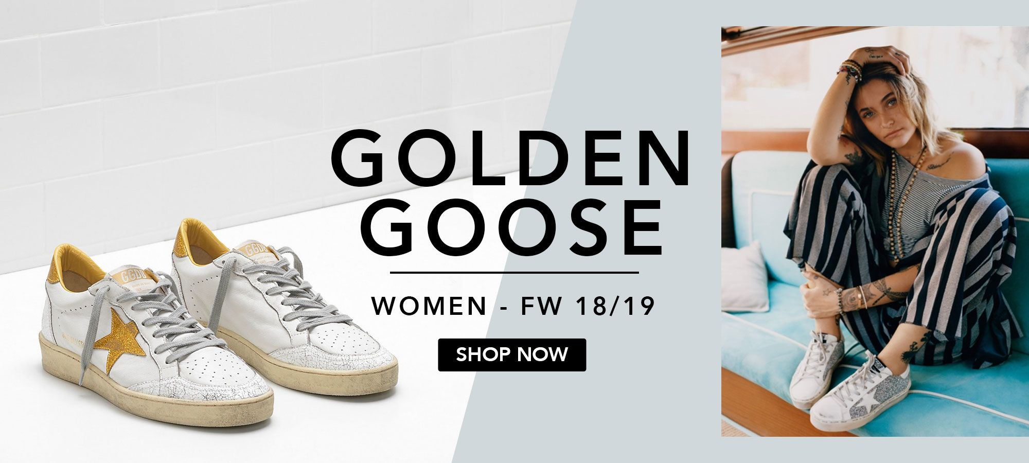 Golden Goose Women - Fall Winter 2018-2019 by italist
