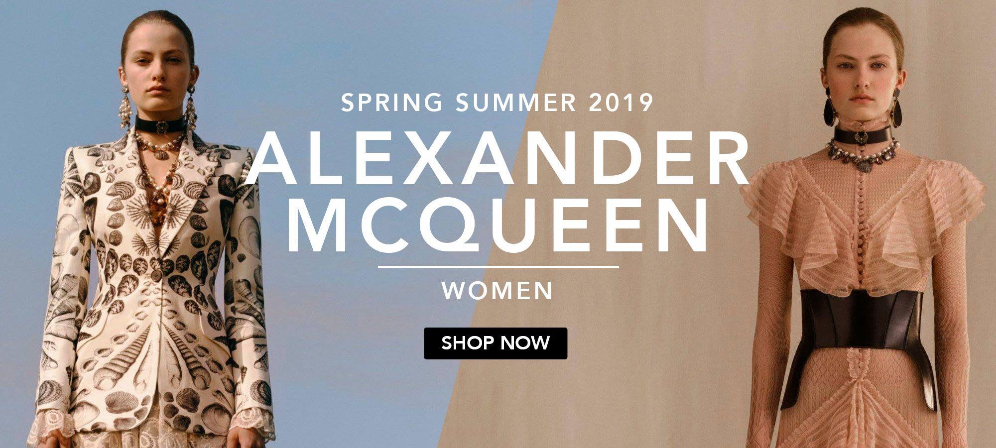 Alexander McQueen Women Spring Summer 2019 by italist