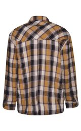 dc21fe16c7ea Guess Guess Plaid Flannel Storm Shirt - Thai curry multicolor - 10975648 |  italist