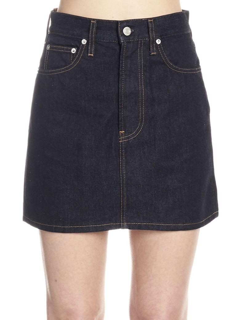 Helmut Lang Skirt - Blue