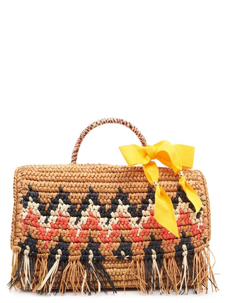 Sensi Studio 'la Cartera' Bag - Multicolor