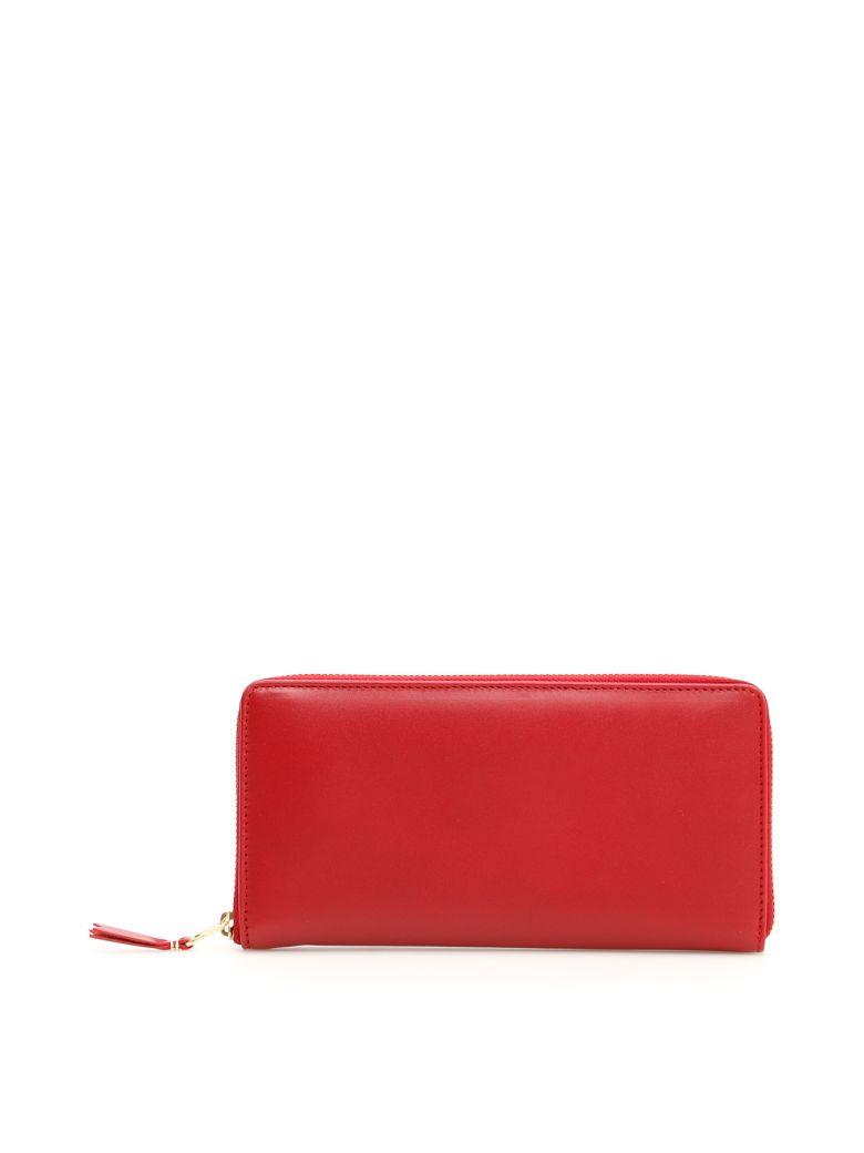 Comme des Garçons Wallet Unisex Wallet - RED|Rosso