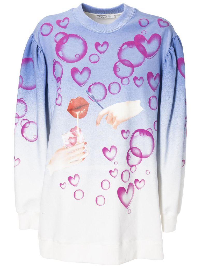 Vivetta Printed Sweater - Multicolor