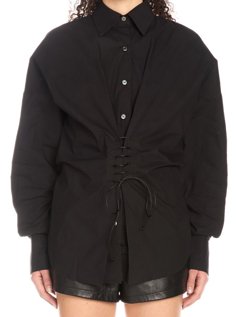 Balossa Shirt - Black