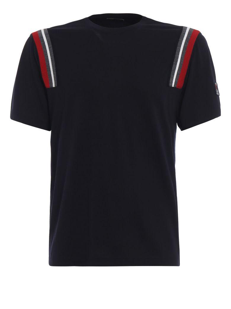 Z Zegna Contrast Stripe T-shirt - Basic
