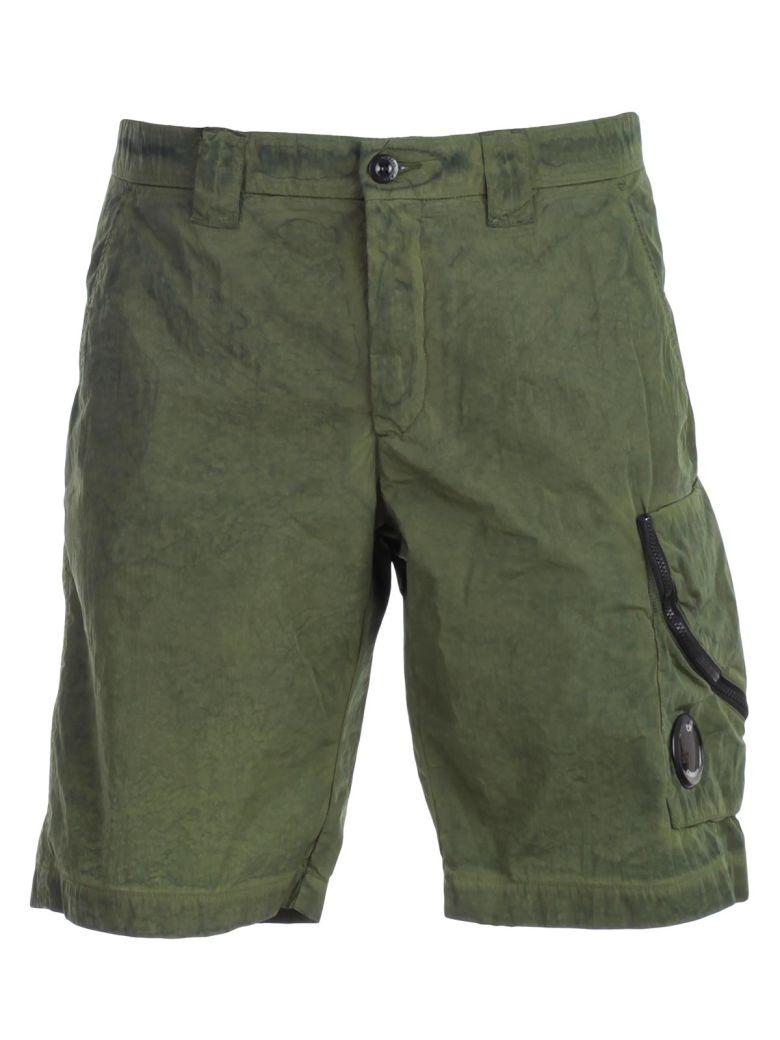 C.P. Company Lens Detail Shorts - Basic