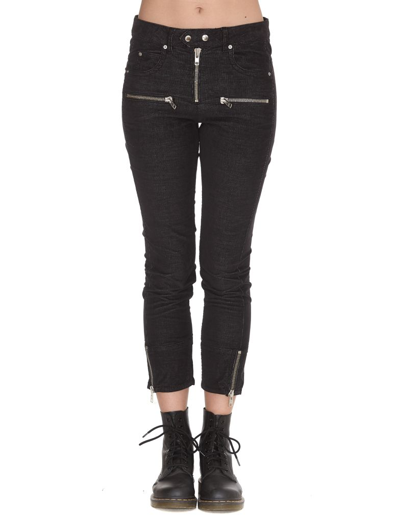 Isabel Marant Étoile Alone Trousers - Black