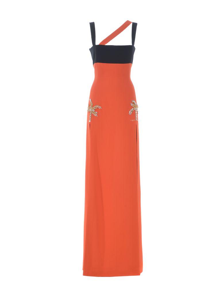 Fausto Puglisi Dress - Arancio/nero