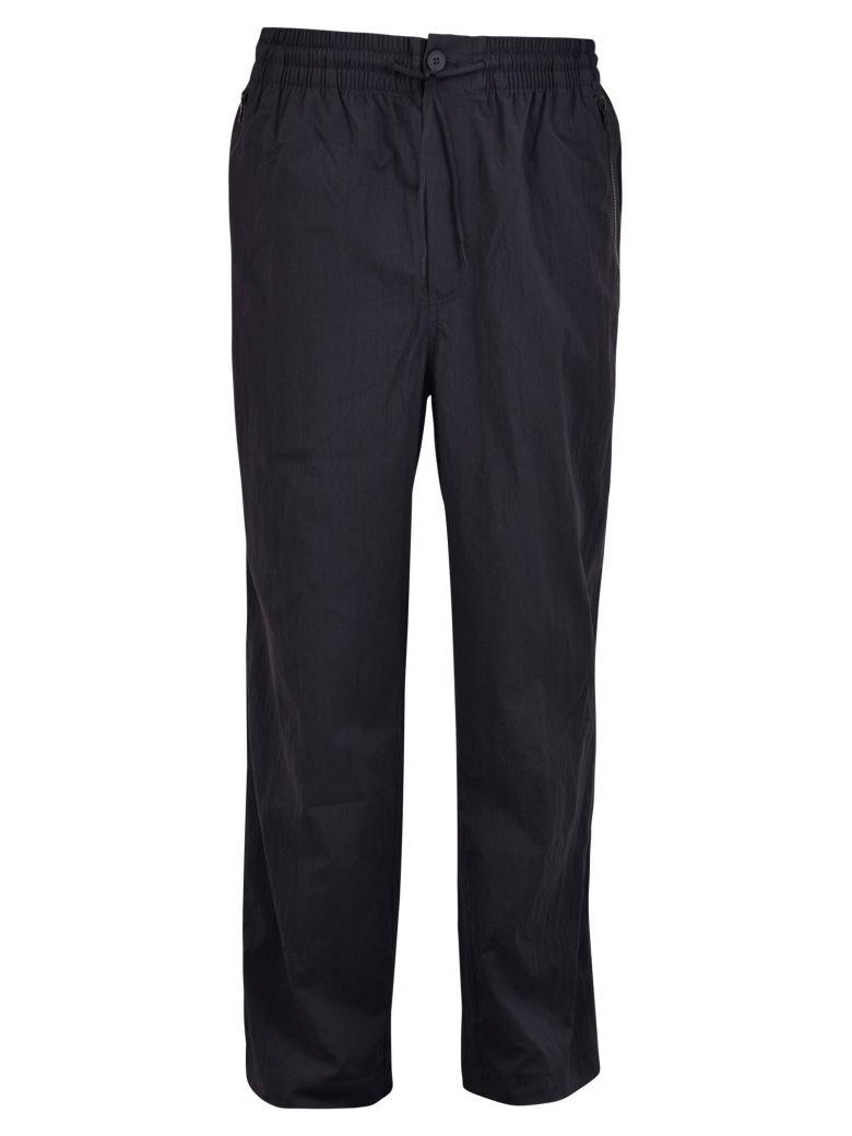 Y-3 Branded Trousers - Black