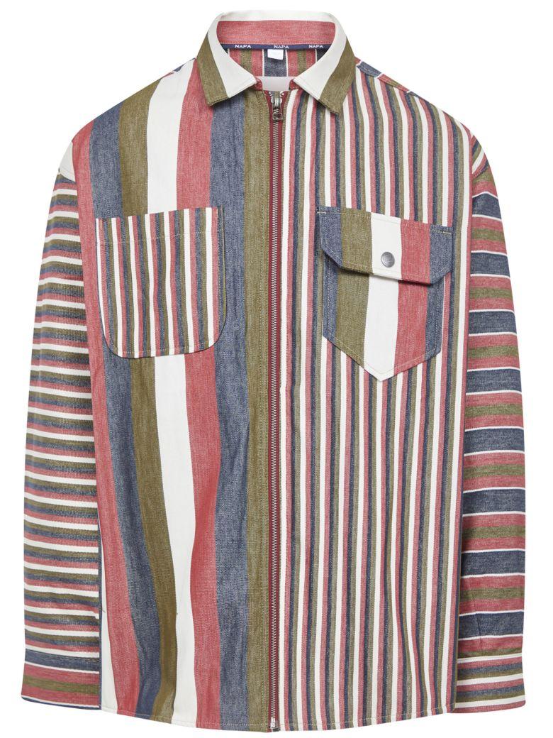 Napa By Martine Rose Shirt - Multicolore