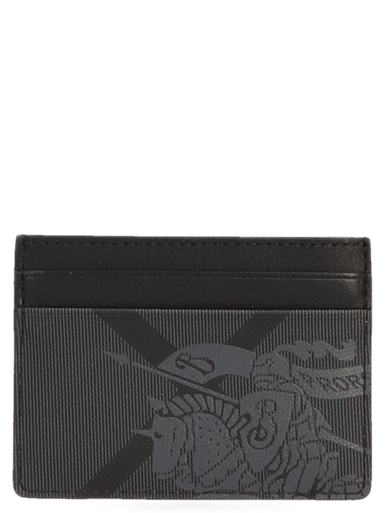 Burberry 'sandon' Cardholder - Black