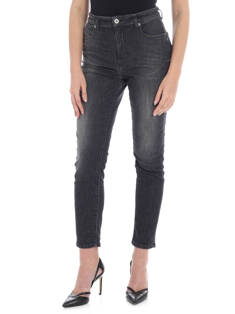 Diesel Babhila Jeans - Black