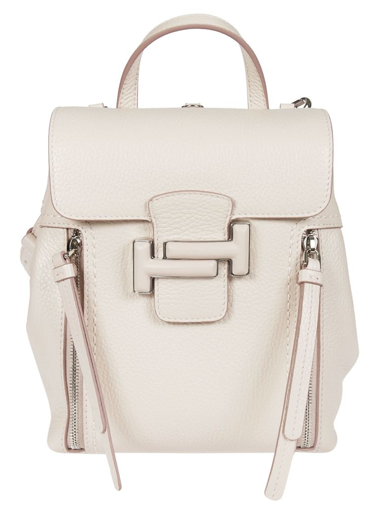 Tod's Double T Backpack - Pink