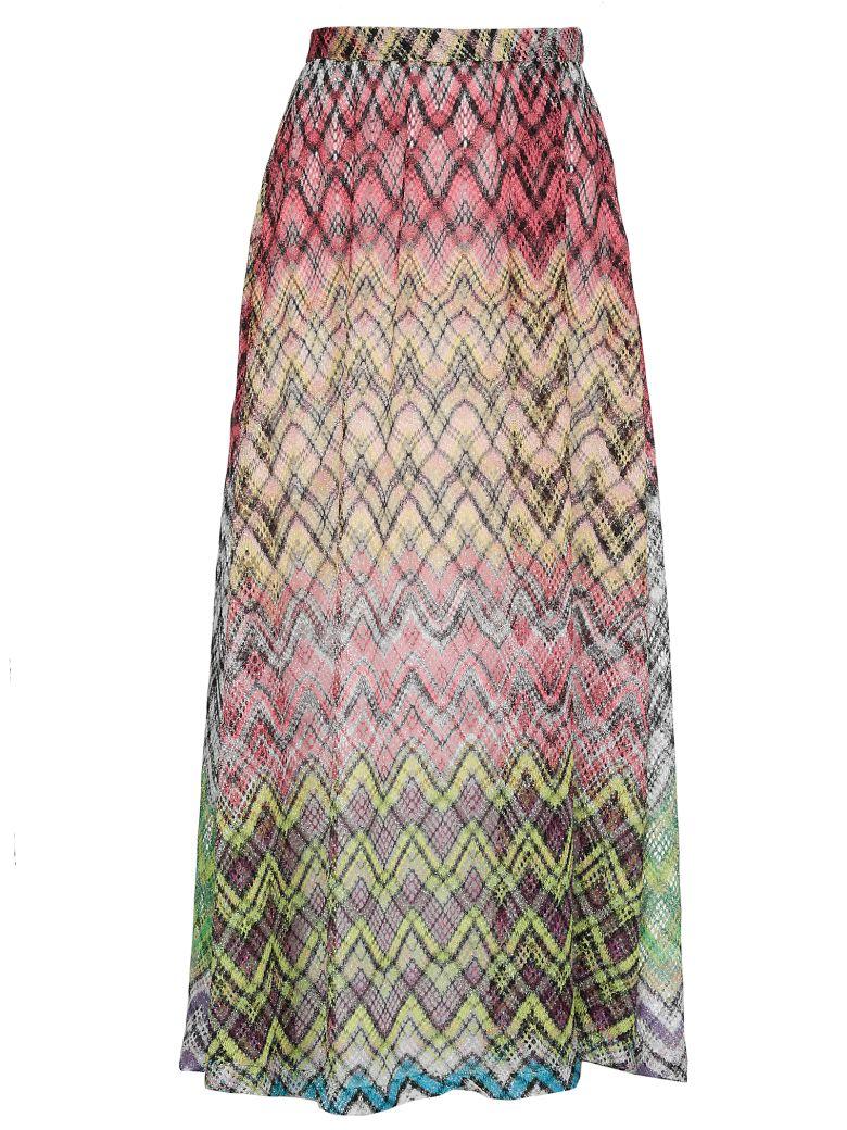 Missoni Sheer Skirt - Basic