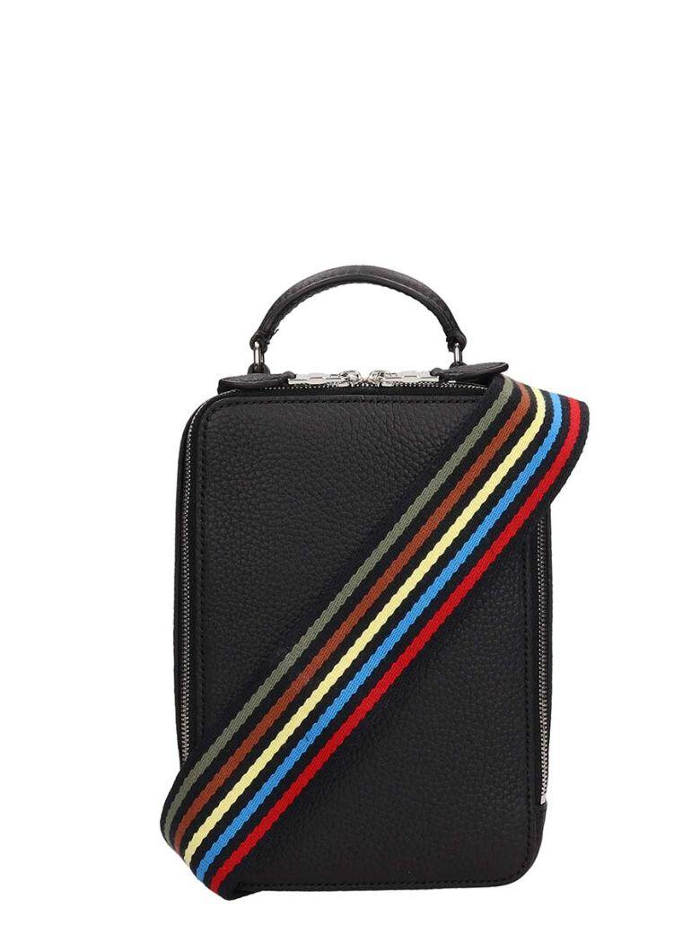 Sonia Rykiel Le Pave Grained Bag - black