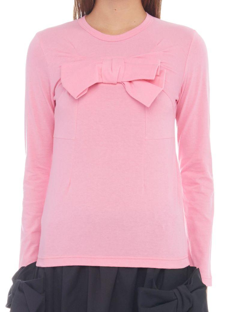Comme Des Garçons Girl T-shirt - Pink