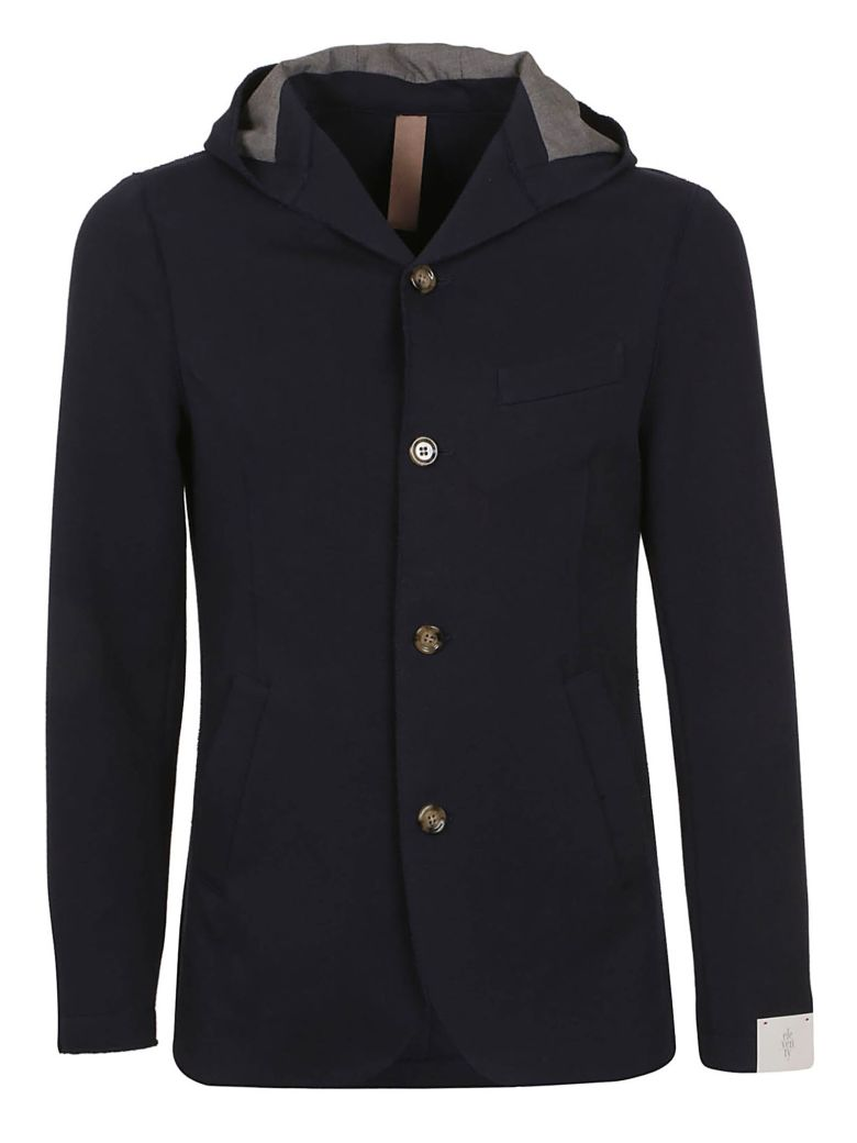 Eleventy Buttoned Jacket - Basic