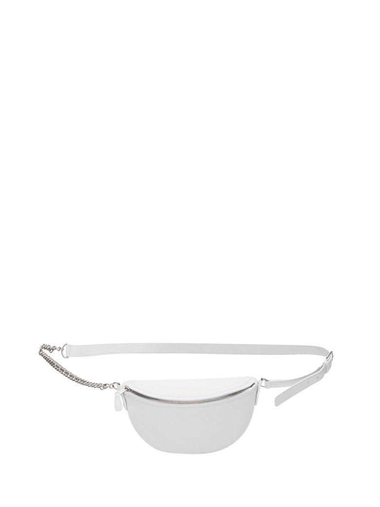 Balenciaga Souvenirs Xxs Belt Bag - White