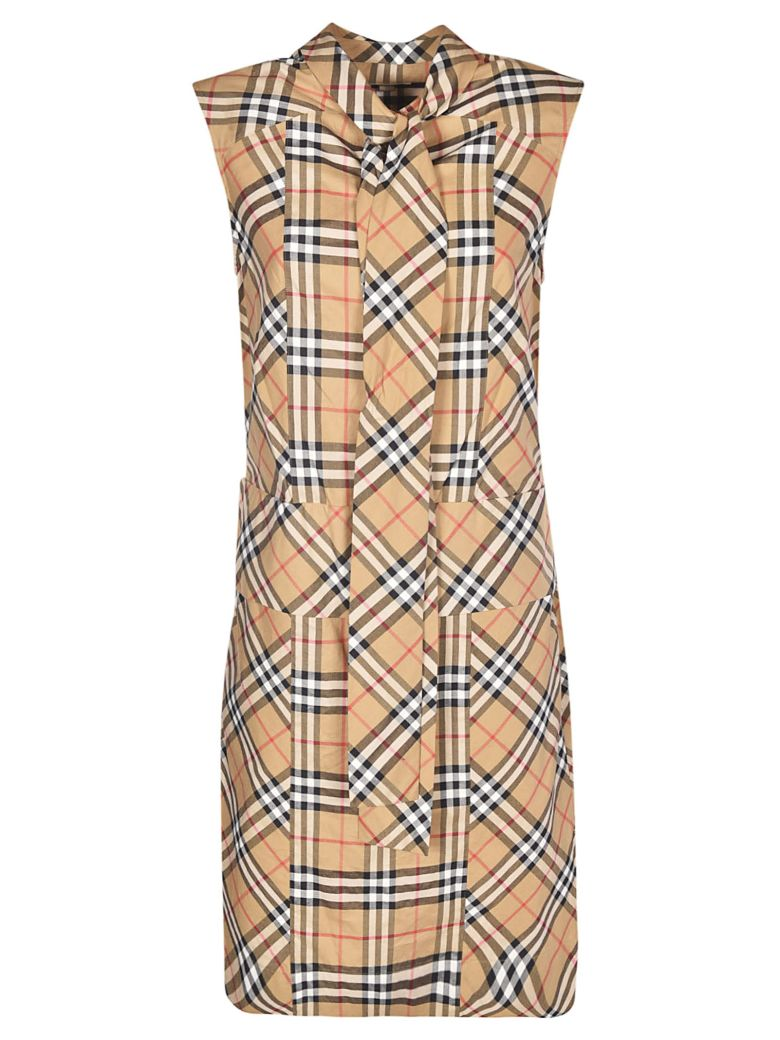 Burberry Vintage Check Dress