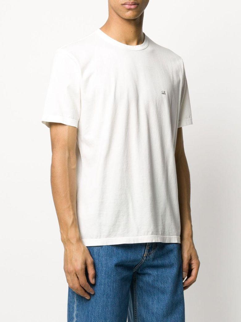 C.P. Company T-shirts - Short Sleeve - Gauze White