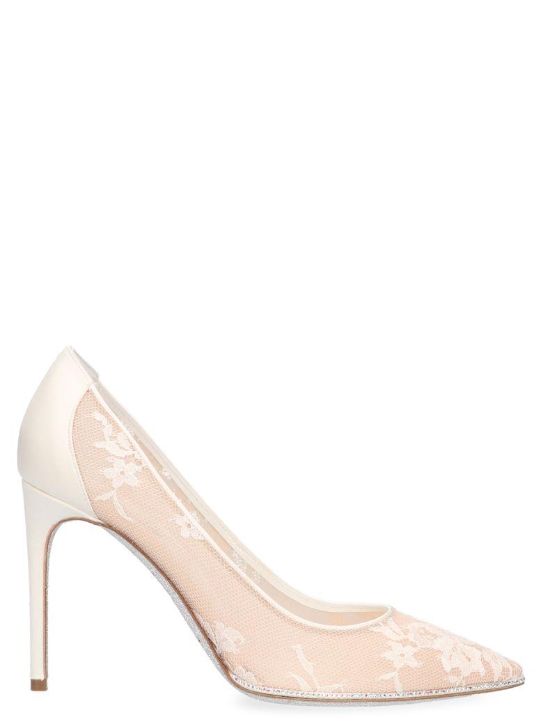 René Caovilla 'grace' Shoes - White