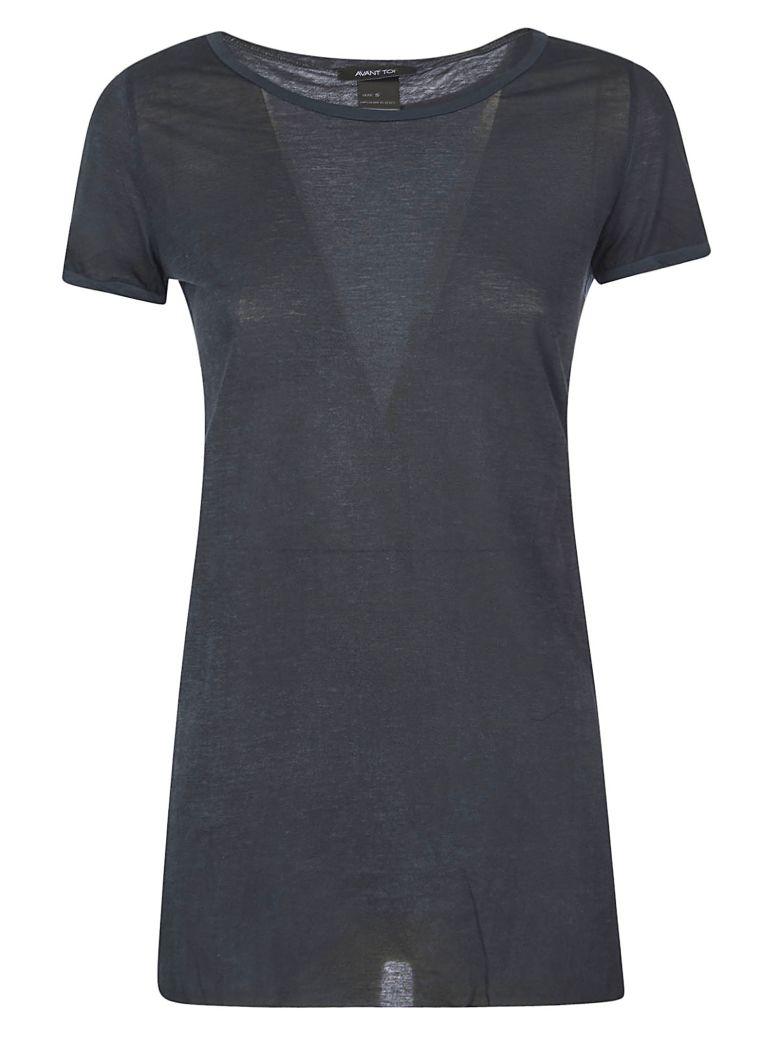 Avant Toi Slim-fit T-shirt - Black